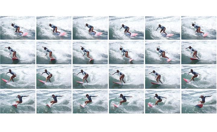 Supersnel fotograferen met 24 fps en AF/AE-tracking