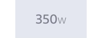 Pictogram 350 W