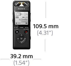 Afbeelding van A10 lineaire PCM-recorder A-serie