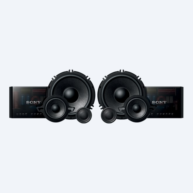0bd57171b40 Autoluidsprekers | Luidsprekers en versterkers | Sony NL