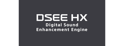 Log van DSEE HX™