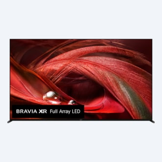 Afbeelding van X95J | BRAVIA XR | Full Array LED | 4K Ultra HD | High Dynamic Range (HDR) | Smart TV (Google TV)