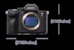 Afbeelding van α7S III is geschikt voor professionele films en foto's