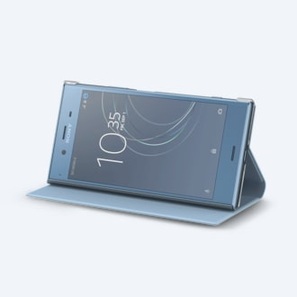 Afbeelding van Xperia XZ1 Style Cover Stand SCSG50