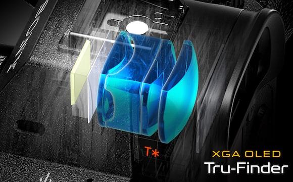 XGA OLED met ZEISS T*-coating