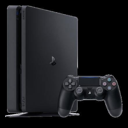 Spuiten PS4