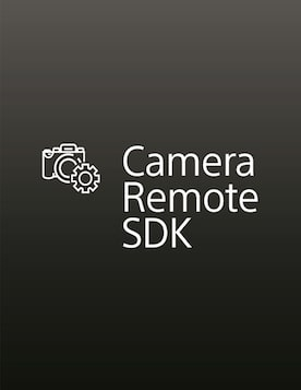 Afstandsbediening camera SDK