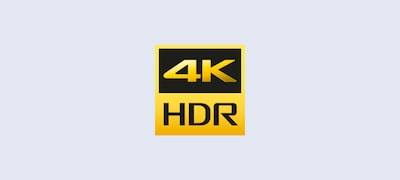Pictogram 4K HDR