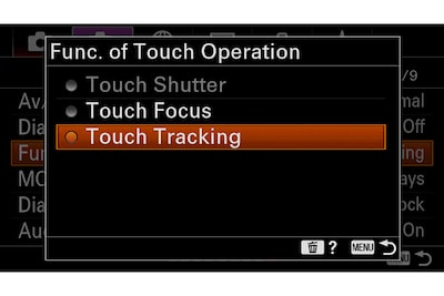 Realtime tracking inschakelen met Touch Tracking