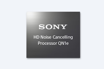 Logo van Sony HD Wireless Noise Cancelling processor QN1e