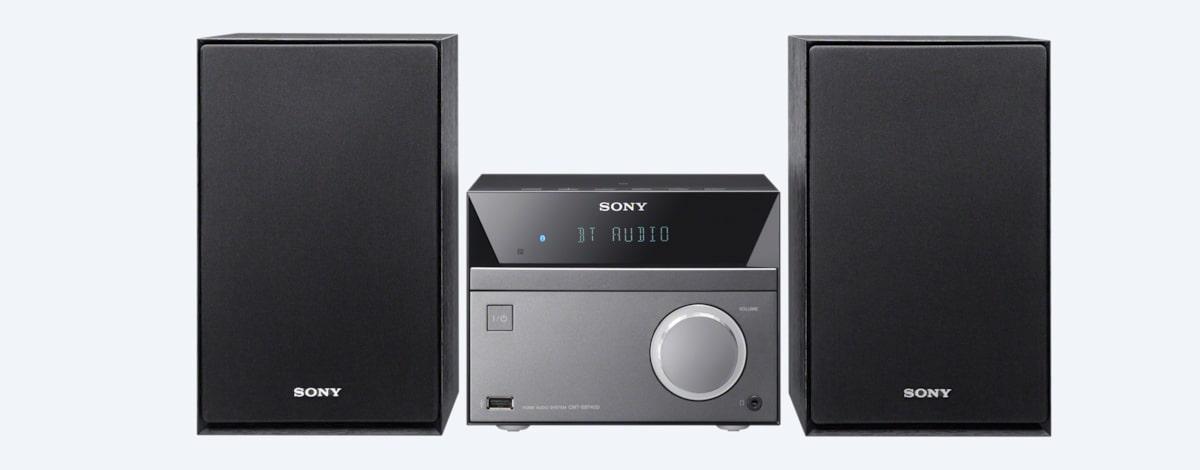 Sony Hifisysteem met BLUETOOTH® technologie