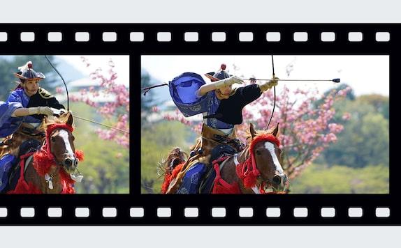 Snelle hybride AF voor films