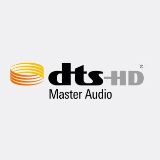 DTS-HD Master Audio™-logo