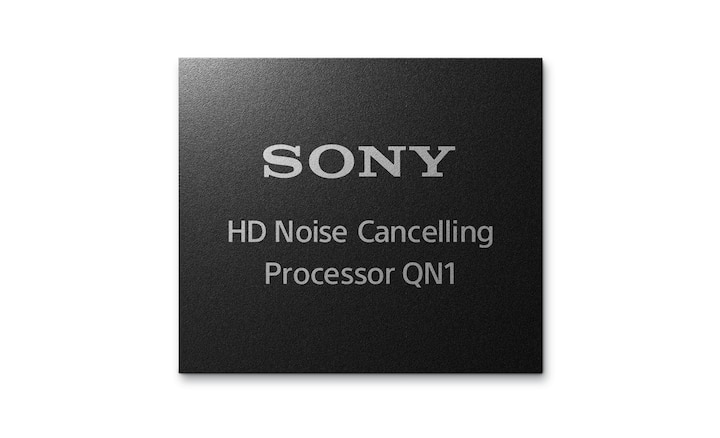 Productfoto van de QN1-processor voor HD Noise Cancelling