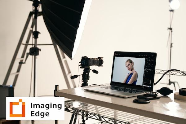 Imaging Edge™ Remote, Viewer, en Edit