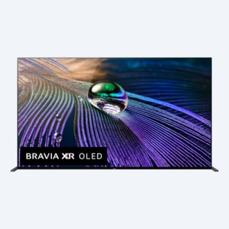 Afbeelding van A90J | BRAVIA XR | MASTER Series| OLED | 4K Ultra HD | High Dynamic Range (HDR) | Smart TV (Google TV)