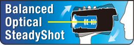 Balanced Optical SteadyShot-logo