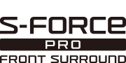 S-Force PRO Front Surround-logo